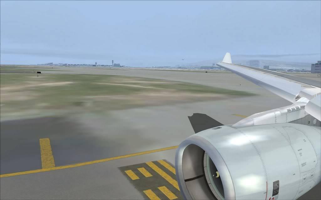 Airbus A330 Cathay Shot0016