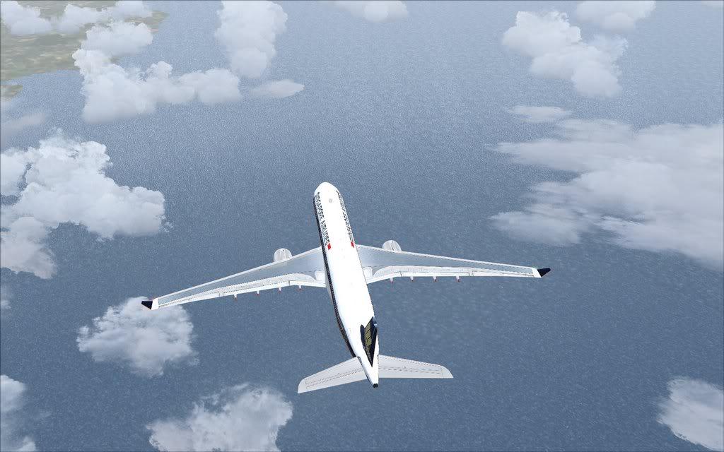Airbus A330 Singapore Shot0005