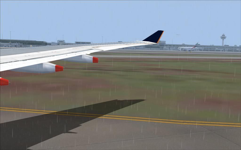 Airbus A330 Singapore Shot0009