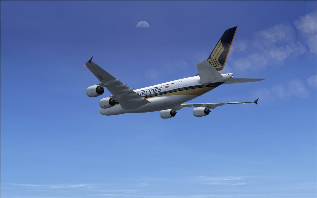 Airbus A380 Singapore Shot0009