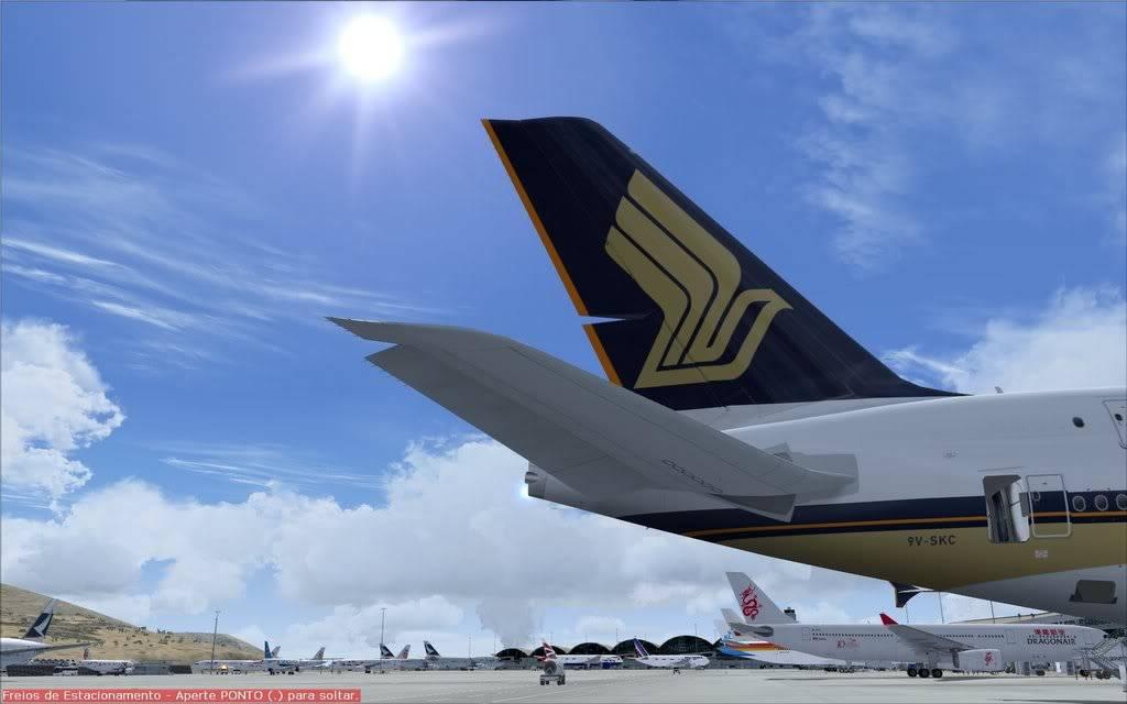 Airbus A380 Singapore Shot0013
