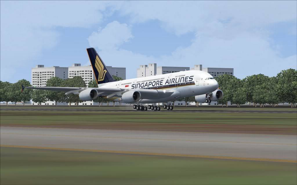Airbus A380 Singapore Shot0022