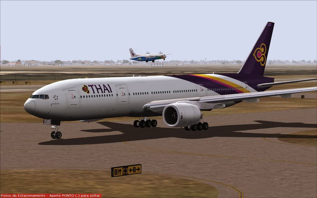 Boeing 777-200ER Thai Shot0006