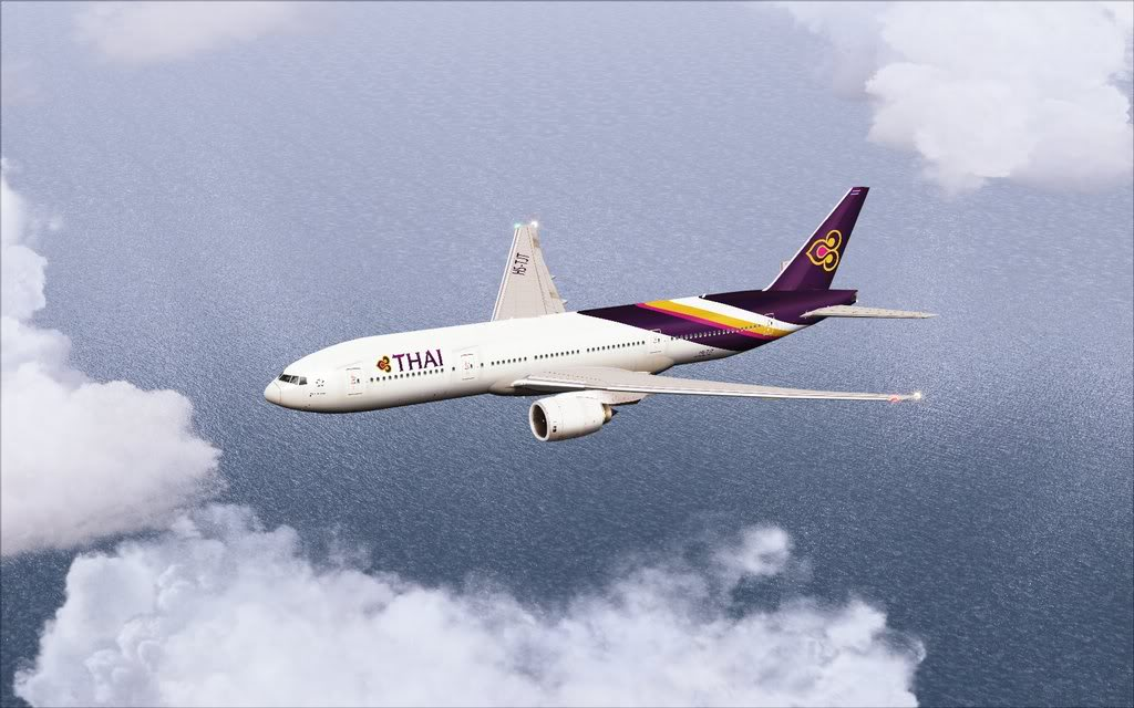 Boeing 777-200ER Thai Shot0008