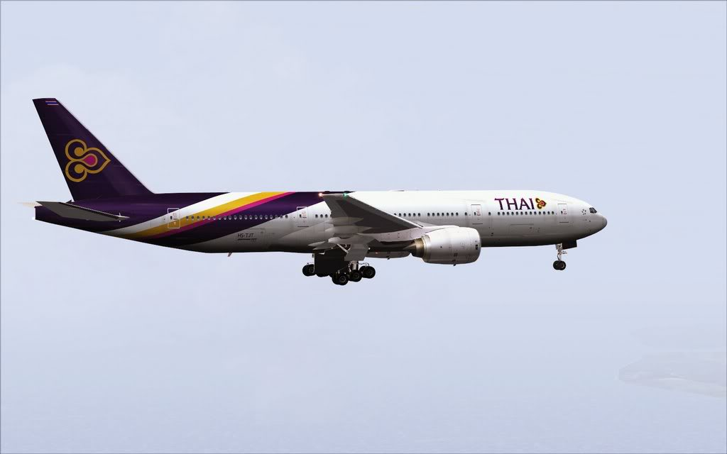 Boeing 777-200ER Thai Shot0013