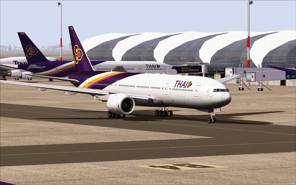 Boeing 777-200ER Thai Shot0021