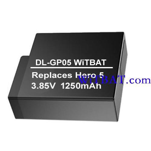 GoPro Hero 5 Sport Camera Battery AHDBT-501 DL-GP05 1%201_zpsqgn1bhsl