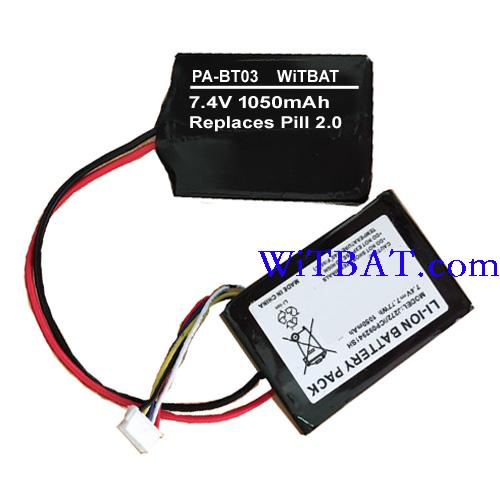 Ingenico I8200 I8550 I8500 GPRS Battery  F026244507 BAT0099A104 1_zpstmc217mq