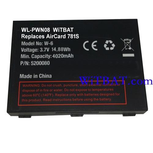 Netgear AirCard 781S Battery 5200080,W-6 31_zpsykhaoszs