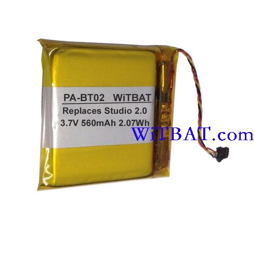 Motorola DTR650 Battery NNTN4655 ML-M041 4_zpsenvl3gor