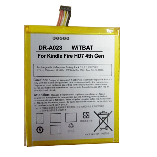 Kindle Fire HD7 4th Generation SQ46CW Battery 58-000084, MC-347993 DR-A023_zpspeezgrra