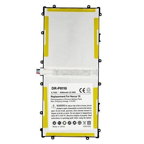 Google Nexus 10 Battery SP3496A8H DR-P8110 DR-P8110_zpsxneqdxyq