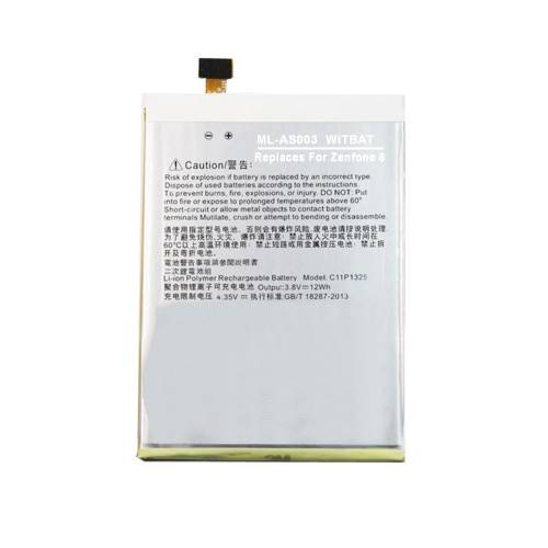Asus Zenfone 6 A600 Battery C11P1325 ML-AS003 ML-AS003_zps0xy41u99