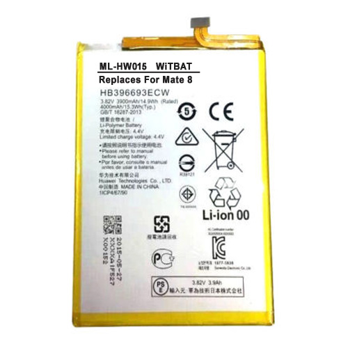Huawei Mate 8 Battery HB396693ECW ML-HW015  ML-HW015_zpsdqdwo75o