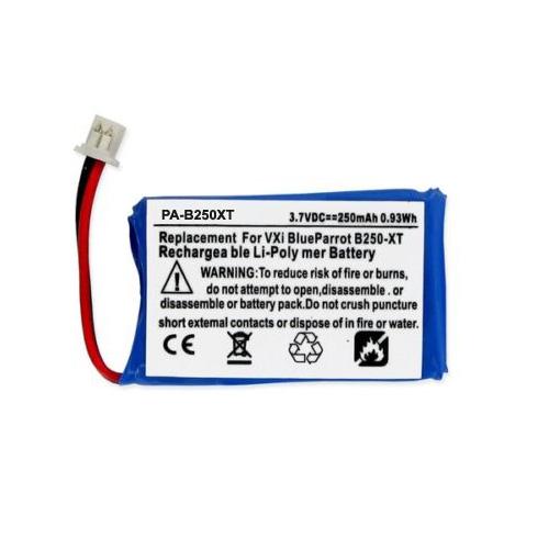 VXi BlueParrott Xpressway Headset Battery PA-B250XT PA-B250XT_zpsmrmueduq