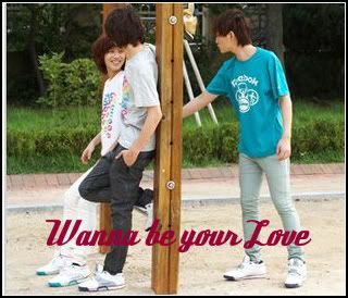 [oneshot/On2min] Wanna be your love  On2min-1