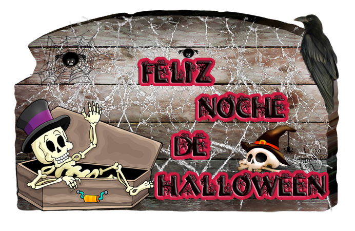 Halloween - Miedo HighFour_BOO_Element6