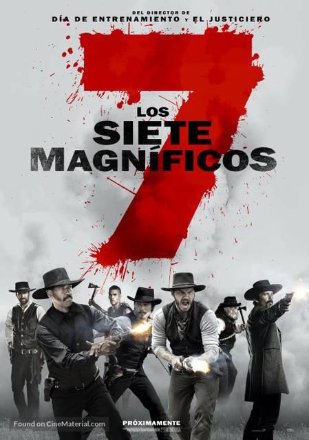 THE MAGNIFICENT SEVEN (2016) THE%20MAGNIFICENT%20SEVEN%202016%201