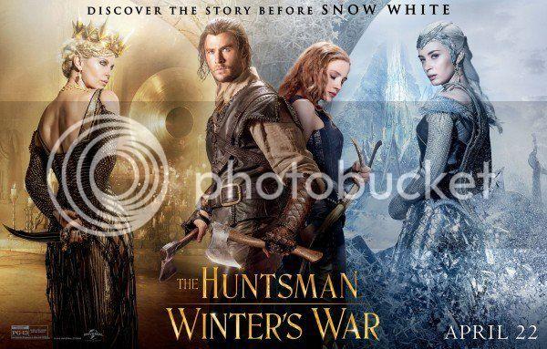 THE HUNTSMAN: WINTER'S WAR (2016) WINTERS%20WAR%202016%201