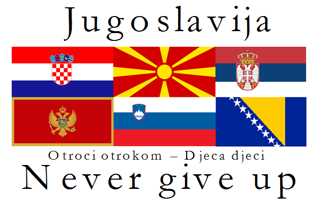 Akcija Never give up, Otroci otrokom - Djeca djeci Unnamed