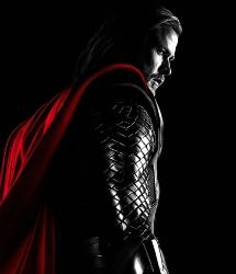 Pre-establecidos (Dioses Nordicos) Thor-poster