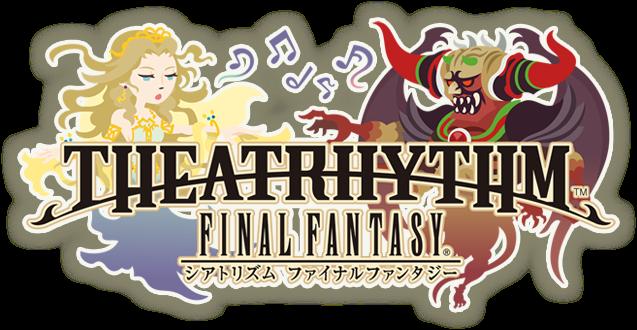 [Preview] Theatrhythm: Final Fantasy Theatrhythm_Final_Fantasy_Logo
