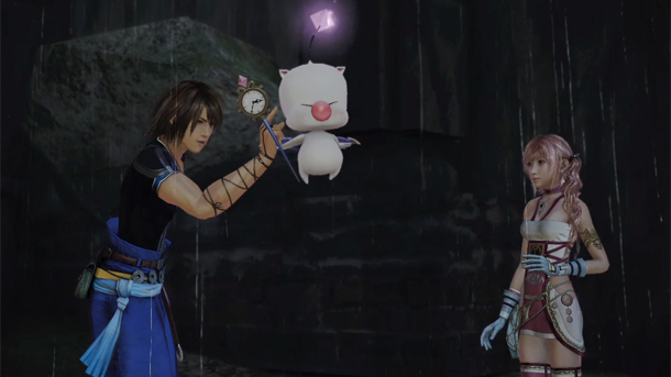 [Guide] Final Fantasy XIII-2 Monster Collecting Moogle0105-610