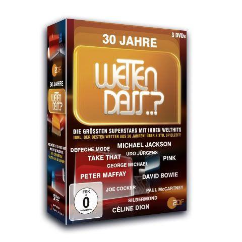 """Performance di Earth Song contenuta nel cofanetto """"Wetten Dass..?"""" 81faDZCCtXL_AA1500_-1"""
