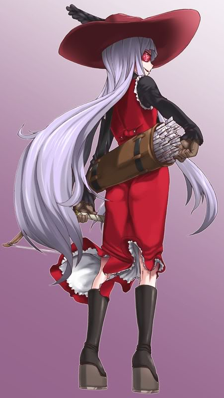 Servant ??? Archer1