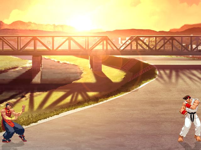Sunset Neighborhood by Watta (1.0 and 1.1 versions) Mugen000_zpsf522c056
