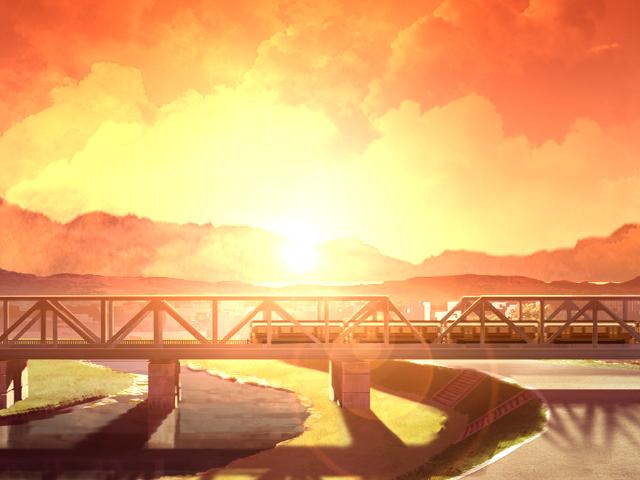 Sunset Neighborhood by Watta (1.0 and 1.1 versions) Mugen002_zps2c5c532a