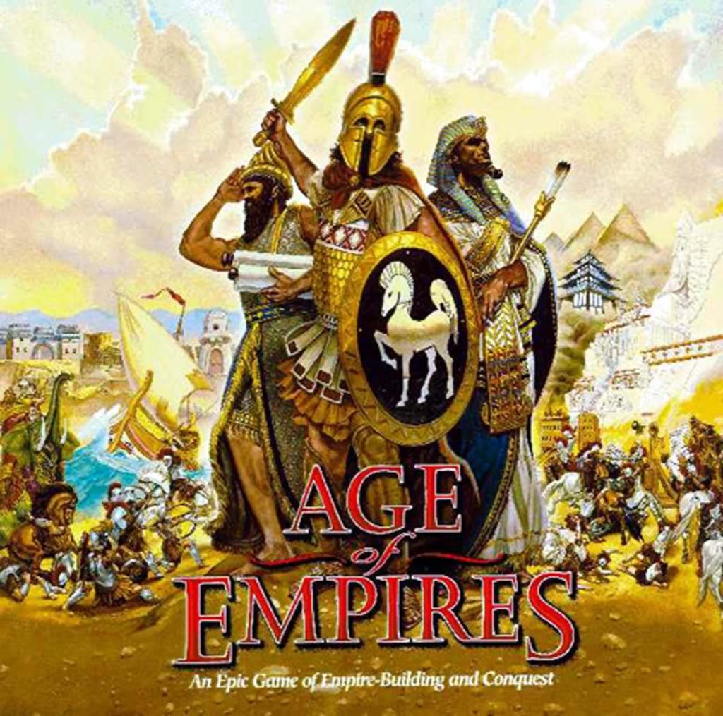 AGE OF EMPIRES AgeofEmpiresCaratula