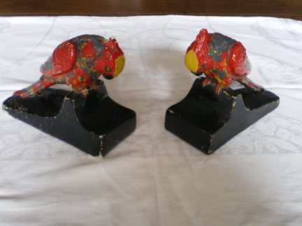 Bookends For Sale Pair-of_bird_bookends