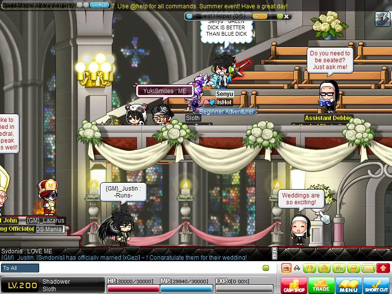 1st Gay Marriage xD Maple0056