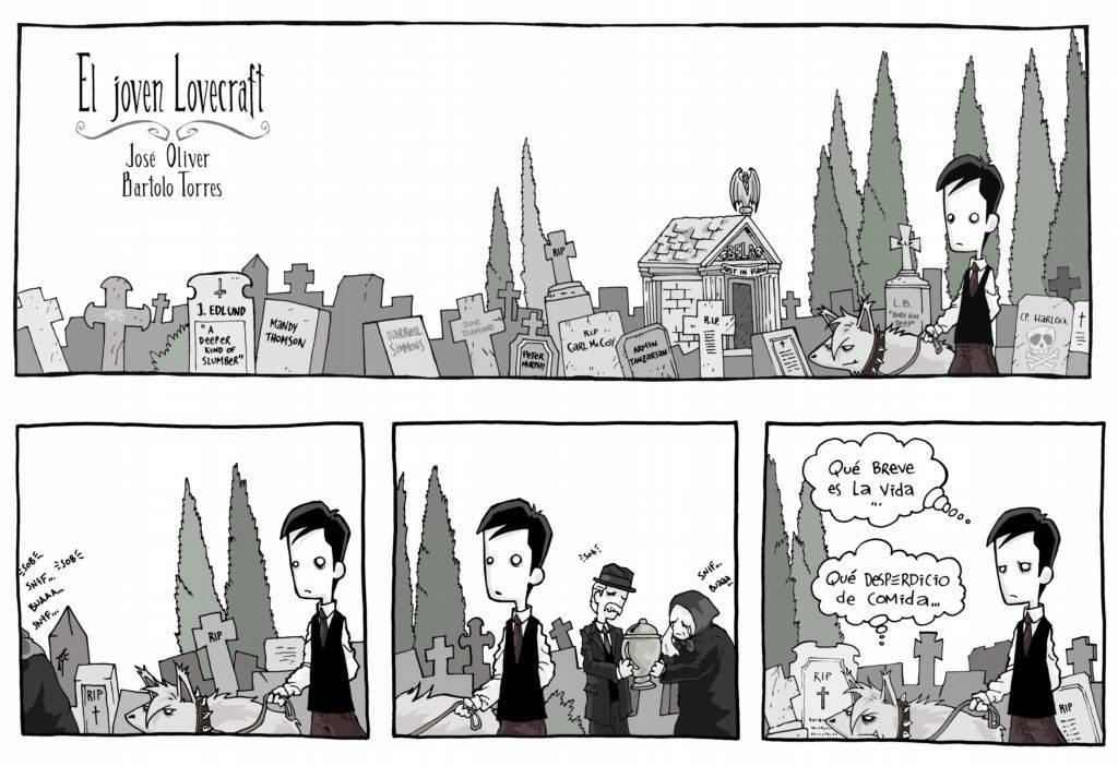 El Joven Lovecraft  Lovie029t2cast-1