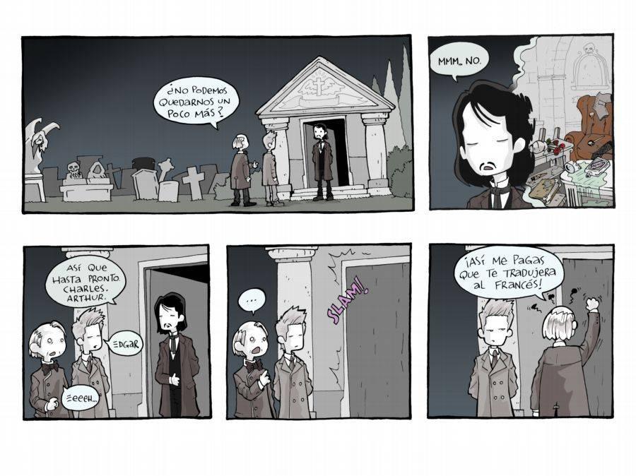 El Joven Lovecraft  Lovie082t2cast