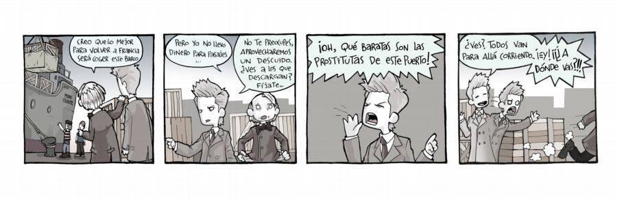 El Joven Lovecraft  Lovie083t2cast