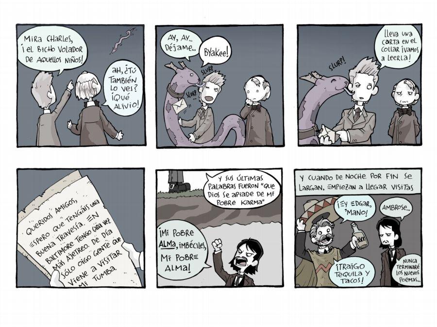 El Joven Lovecraft  Lovie096t2cast