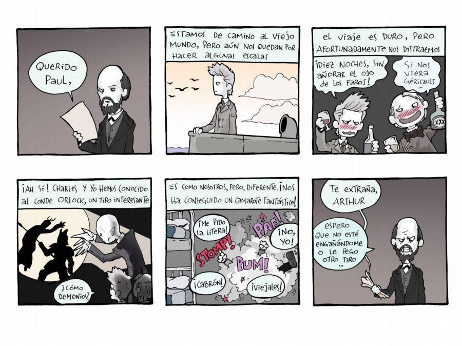 El Joven Lovecraft  Lovie098t2cast