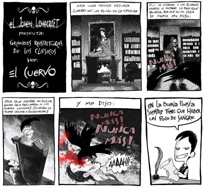 El Joven Lovecraft  Lovie29castc