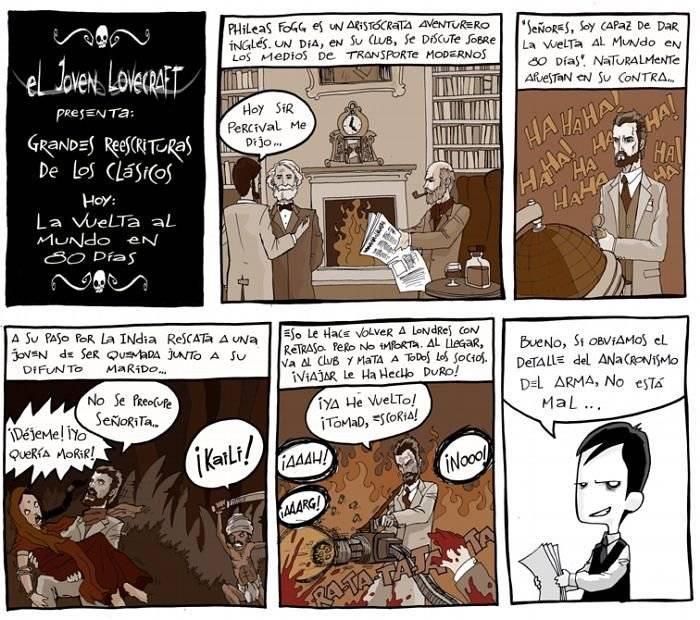 El Joven Lovecraft  Lovie42castc