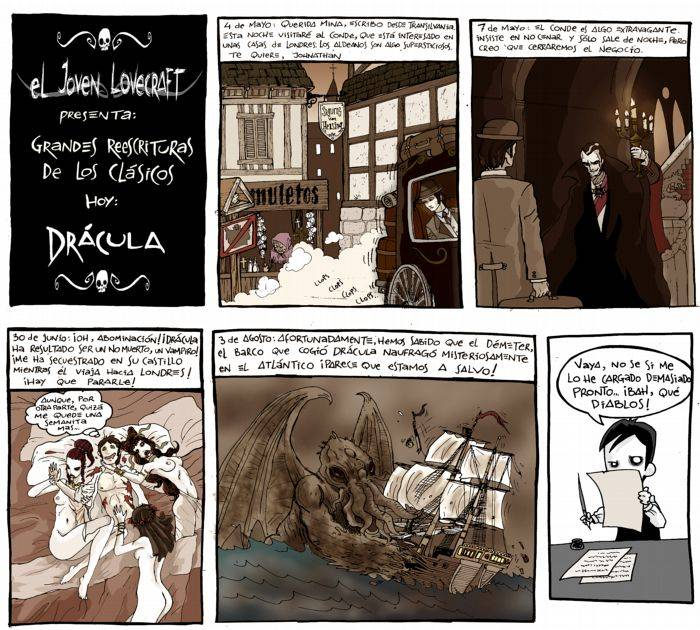 El Joven Lovecraft  Lovie60castc