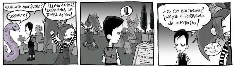 El Joven Lovecraft  Lovie86castc