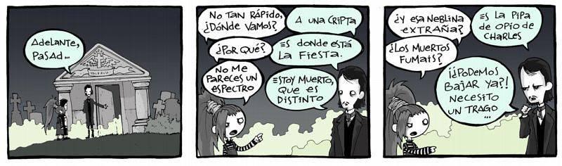El Joven Lovecraft  Lovie91castc