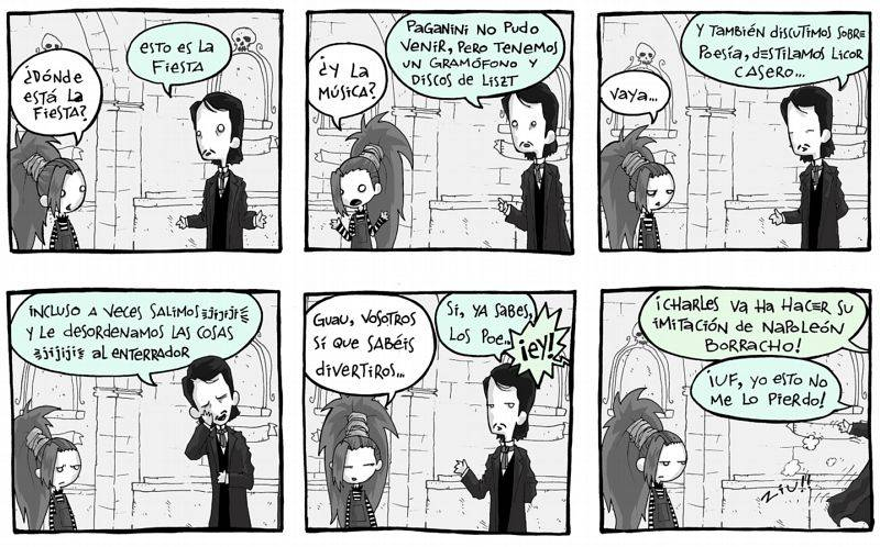 El Joven Lovecraft  Lovie96castc