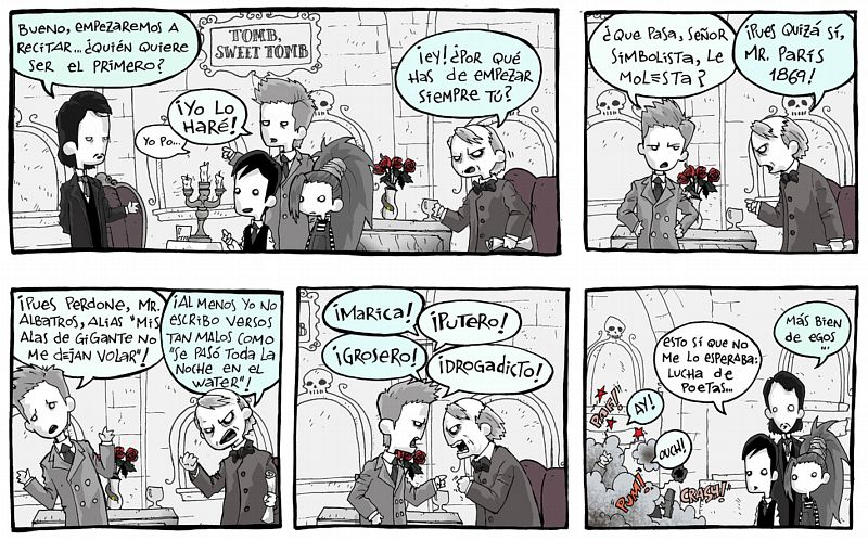El Joven Lovecraft  Lovie97castc