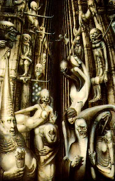 H.R.Giger                             Image_ACrowley