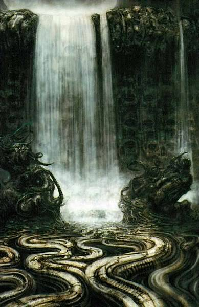 H.R.Giger                             Image_Cataract