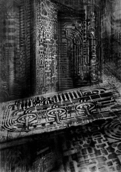H.R.Giger                             Image_Landscape_II