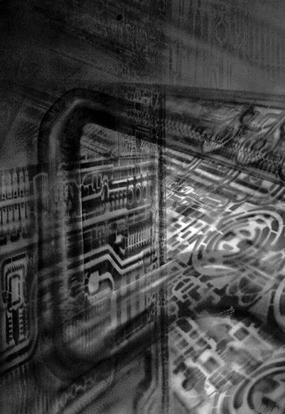 H.R.Giger                             Image_Landscape_IV